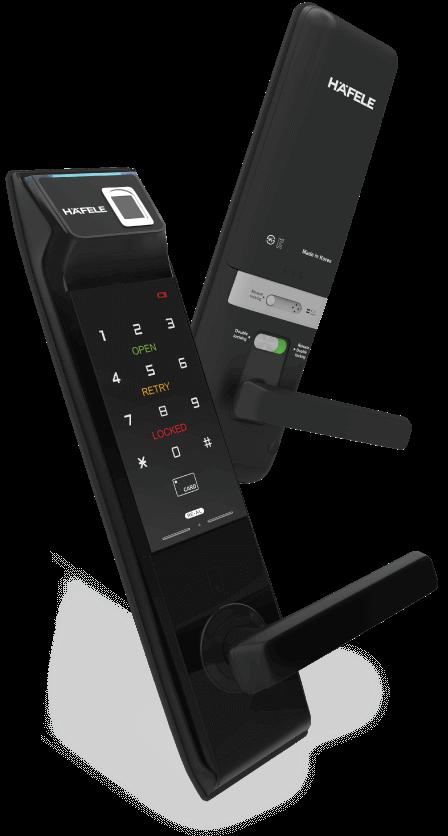 Best Keypad Door Lock | RE-AL |Hafele Digital Lock